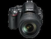 Nikon D5100 kit 18-105mm VR 0