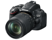Nikon D5100 kit 18-105mm VR 1