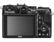 Nikon COOLPIX P7100 (black) 1