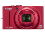 Nikon COOLPIX S8200 (red) 0
