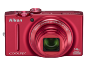 Nikon COOLPIX S8200 (red) 2