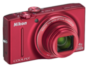 Nikon COOLPIX S8200 (red) 3