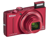 Nikon COOLPIX S8200 (red) 5