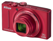 Nikon COOLPIX S8200 (red) 6