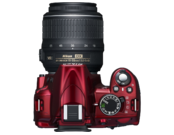 Nikon D3100 kit 18-55mm VR (red) 7