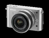 Nikon 1 J1 Kit 10-30mm VR (silver) 0