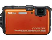 Nikon COOLPIX WATERPROOF AW100 (orange) 1