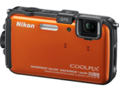 Nikon COOLPIX WATERPROOF AW100 (orange) 2