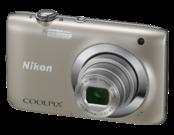 Nikon COOLPIX S2600 (silver) 3