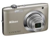 Nikon COOLPIX S2600 (silver) 4