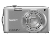COOLPIX S3300 (silver)