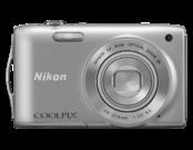 Nikon COOLPIX S3300 (silver) 0