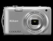 Nikon COOLPIX S3300 (silver) 1