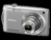 Nikon COOLPIX S3300 (silver) 3