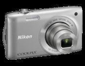Nikon COOLPIX S3300 (silver) 4