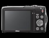 Nikon COOLPIX S3300 (silver) 5