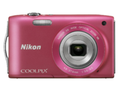Nikon COOLPIX S3300 (pink) 0