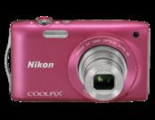 Nikon COOLPIX S3300 (pink) 2