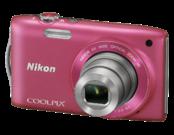 Nikon COOLPIX S3300 (pink) 3
