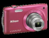 Nikon COOLPIX S3300 (pink) 4
