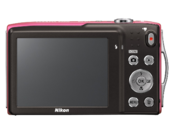 Nikon COOLPIX S3300 (pink) 5