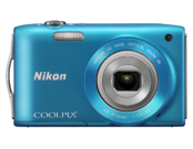 Nikon COOLPIX S3300 (blue) 0