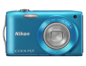 Nikon COOLPIX S3300 (blue) 1
