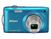 Nikon COOLPIX S3300 (blue) 2