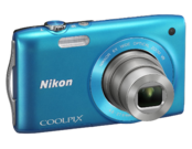 Nikon COOLPIX S3300 (blue) 3