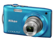 Nikon COOLPIX S3300 (blue) 4
