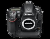 Nikon D4 body 2