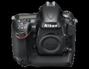 Nikon D4 body 3