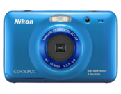 Nikon COOLPIX WATERPROOF S30 (blue) 0