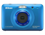 Nikon COOLPIX WATERPROOF S30 (blue) 1