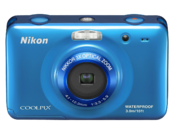 Nikon COOLPIX WATERPROOF S30 (blue) 2