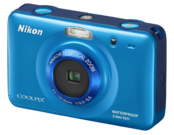 Nikon COOLPIX WATERPROOF S30 (blue) 3
