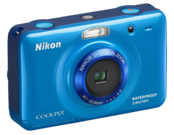 Nikon COOLPIX WATERPROOF S30 (blue) 4