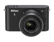 Nikon 1 J2 Kit 10-30mm VR (black) 1