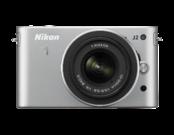 Nikon 1 J2 Kit 10-30mm VR (silver) 0