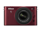 Nikon 1 J2 Kit 10-30mm VR (red) 0