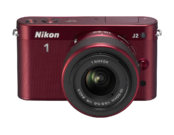 Nikon 1 J2 Kit 10-30mm VR (red) 1