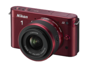 Nikon 1 J2 Kit 10-30mm VR (red) 2
