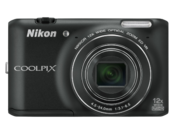 Nikon COOLPIX S6400 (black) 0