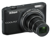 Nikon COOLPIX S6400 (black) 4
