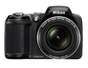 Nikon COOLPIX L320 (black)  0