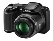 Nikon COOLPIX L320 (black)  1