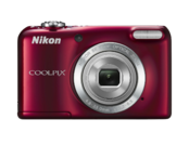 Nikon COOLPIX L27 (red) 3