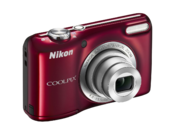 Nikon COOLPIX L27 (red) 4