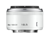 1 NIKKOR 18.5mm f/1.8 (white)