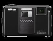Nikon COOLPIX S1000pj (black) 0